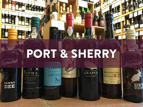 port n sherry