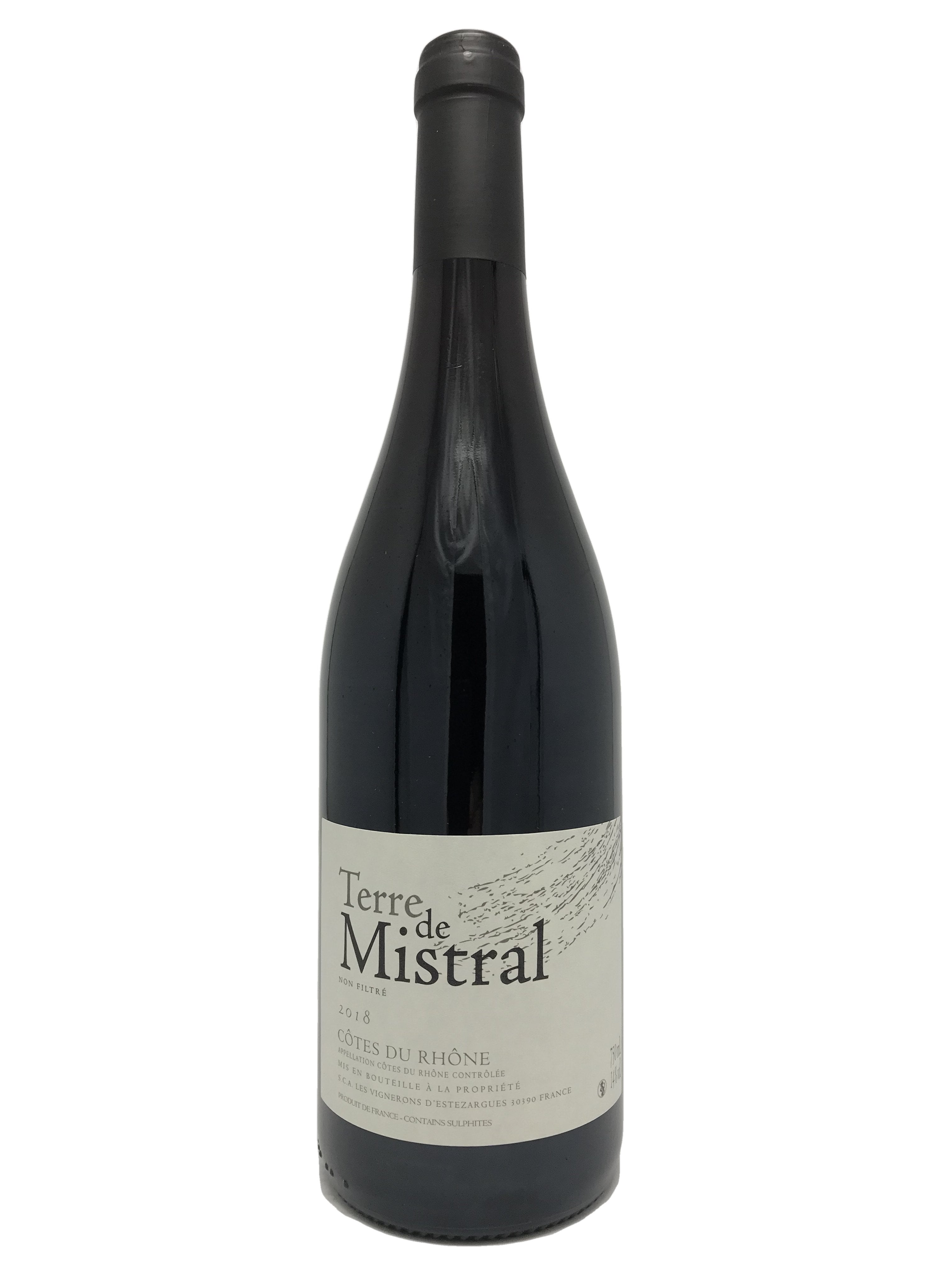 Terre De Mistral Cotes Du Rhone The Stroud Wine Company